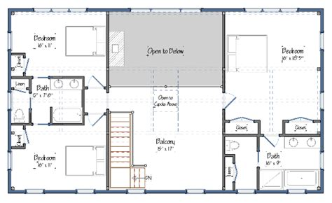 Floor Plans For Barn Homes | newest barn house design and floor plans from yankee barn