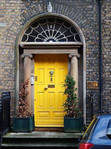 bright yellow door 17 best ideas about yellow front doors on pinterest