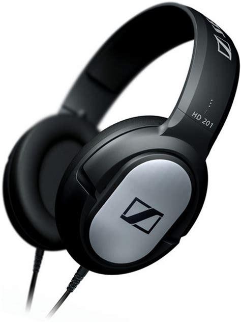 Sennheiser Hd201 Powerfull Stereo Sound sennheiser hd 201 casques dj vid 233 o