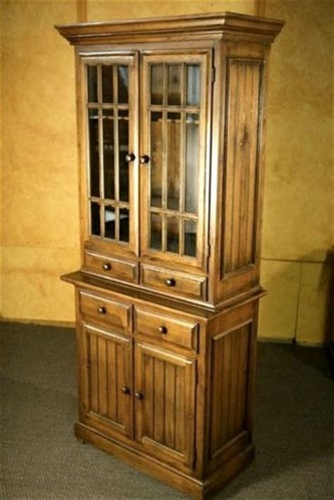 china cabinet with glass doors traditional boston by
