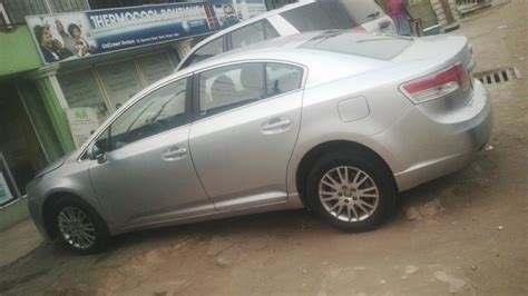 toyota auto company toyota aventis 2012model company used autos nigeria