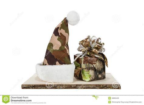 camouflage christmas stock photo image 48855423