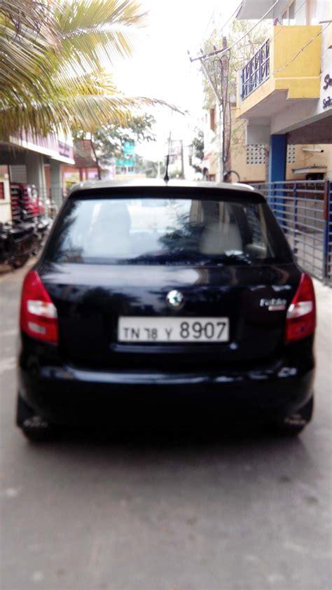 skoda fabia price in chennai used skoda fabia 1 2 elegance petrol in chennai 2012 model