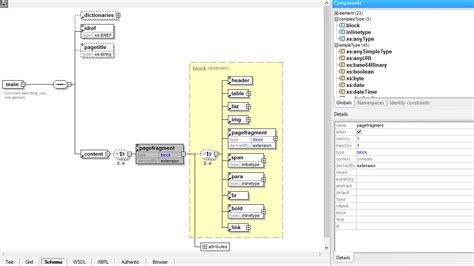 eclipse xsd editor design view xsd tools