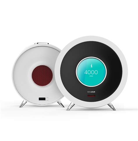 bonjour smart alarm clock the coolector