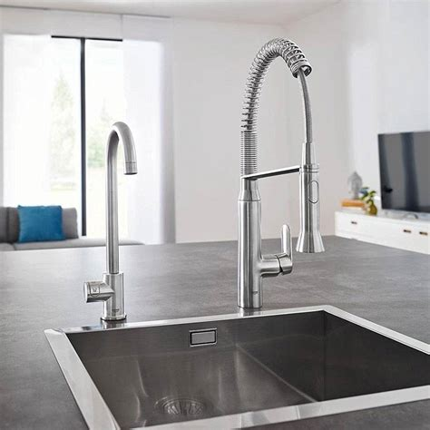 grohe blue home erfahrungen grohe high c spout mono blue home duo starter kit chrome