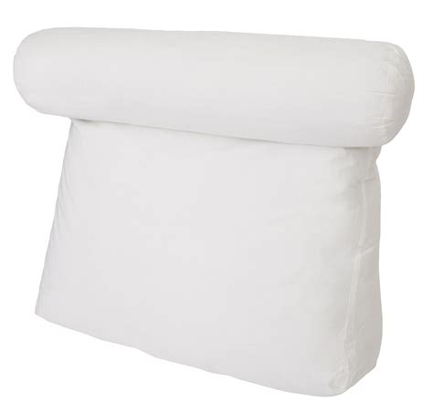 In Bed Pillow by Relax In Bed Pillow Lounger Support Pillow With Neck