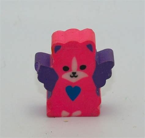 Pink Cat Snoppy 17 best images about retro erasers on peanuts snoopy eraser collection and pencil