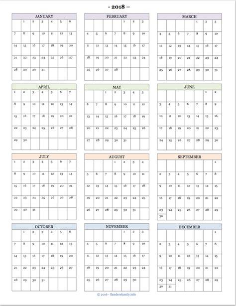 calendars  advanced planning flanders family