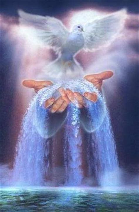 Holy Spirit As The Comforter by Is The Comforter Of 16 7 The Holy Spirit Or Mohammed
