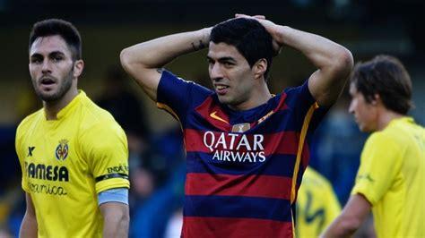 villarreal vs barcelona resumen goles y resultado