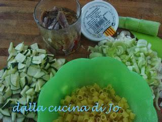 ditalini in bagno ditalini risottati con zucchine porri e acciughe paperblog