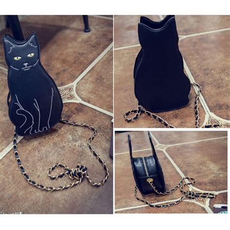 jual tas anak abg gaul selempang unik bentuk kucing