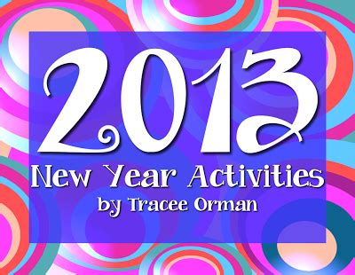 new year activities classroom mrs orman s classroom creative writing quot happy new year