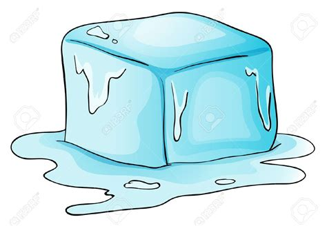 Block L Appears To Be A Melting Cube by Clipart Pencil And In Color Clipart