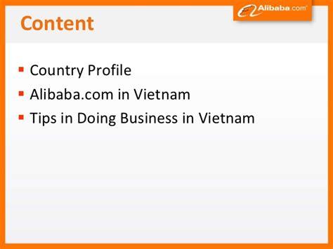 alibaba vietnam alibaba com sourcing intelligence series vietnam full