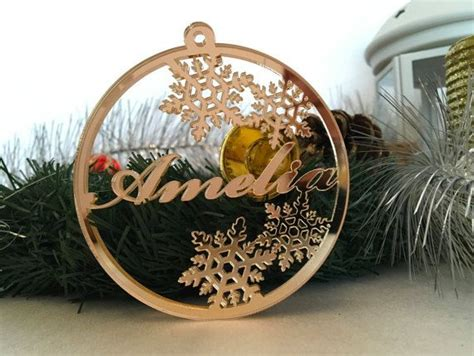 Customised Tree Decorations by 25 Unique Personalised Tree Decorations Ideas