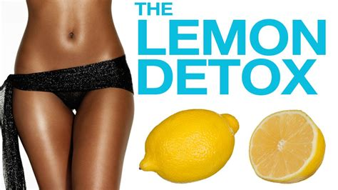 Lemon Peel Detox by Lemon Detox For Fresh Breath Clear Skin Weight Loss And