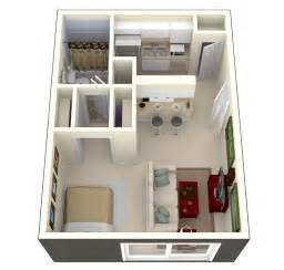 400 Square Feet plan with 400 square feet and 1 bedroom from dream 400 square foot