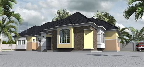 House Plans And Design Architectural Designs For 4 4 Bedroom Bungalow Architectural Design