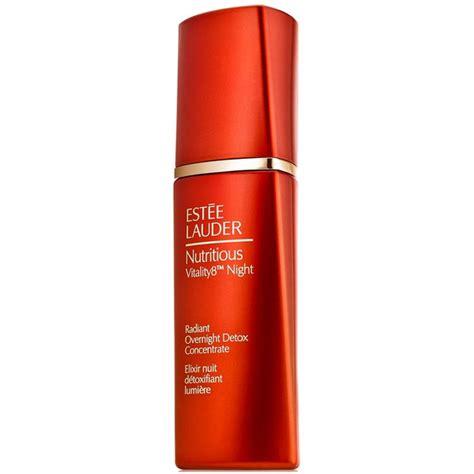 Estee Lauder Nutritious Vitality8 Radiant Overnight Detox Concentrate est 233 e lauder nutritious vitality8 radiant overnight