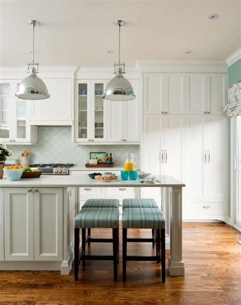 Kitchen Island Options | 26 modern and smart kitchen island seating options digsdigs