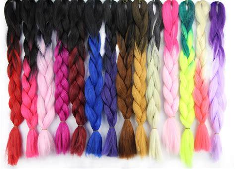 ombre braiding hair online get cheap purple braiding hair aliexpress com