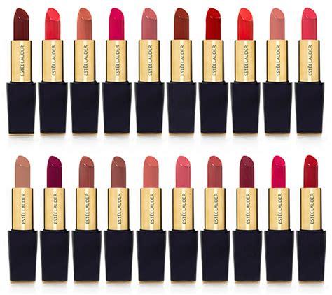 estee lauder color lipstick estee lauder color envy sculpting lipstick launches