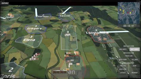 tutorial wargame european escalation wargame european escalation multiplayer gameplay youtube