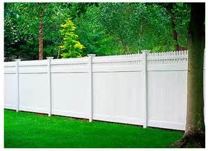 vinyl fence colors all guard vinyl fence in 35 colors and woodgrain vinyl