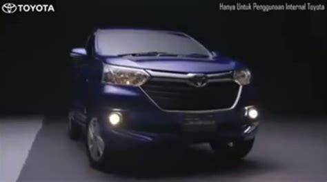 Lu Depan Mobil Avanza Veloz eksterior dan interior toyota grand new avanza 2015