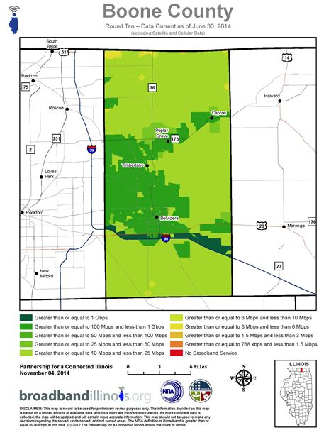 Boone County Search Boone County Maps Broadband Illinois