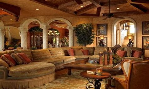 the home interior style homes interior mediterranean style home