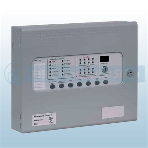 Alarm Panel kentec k11040m2 4 zone conventional alarm panel protection shop
