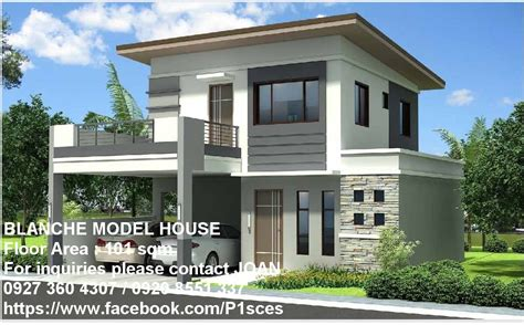 Modern 3d Home Design Software by Blanche Model House Moldex Realty Inc