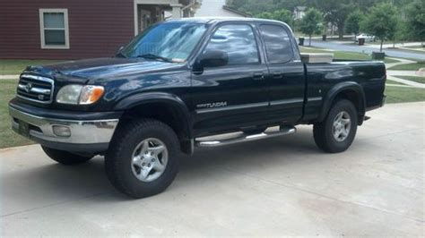 2000 Toyota Tundra Mpg Sell Used 2000 Toyota Tundra Limited Extended Cab 4