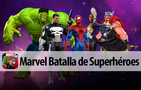 imagenes epicas de marvel marvel batalla de superh 233 roes disponible gratis para iphone