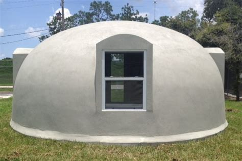Small Dome Home Kits 314 Sq Ft Styrodome Tiny Dome Homes
