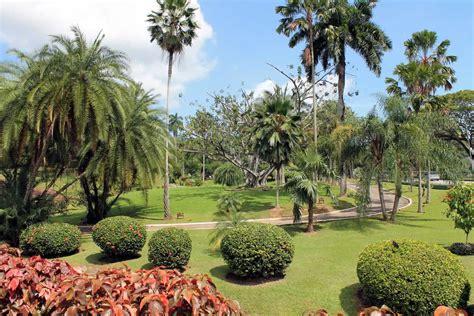 Botanic Gardens Destination Trinidad And Tobago Port Botanical Gardens