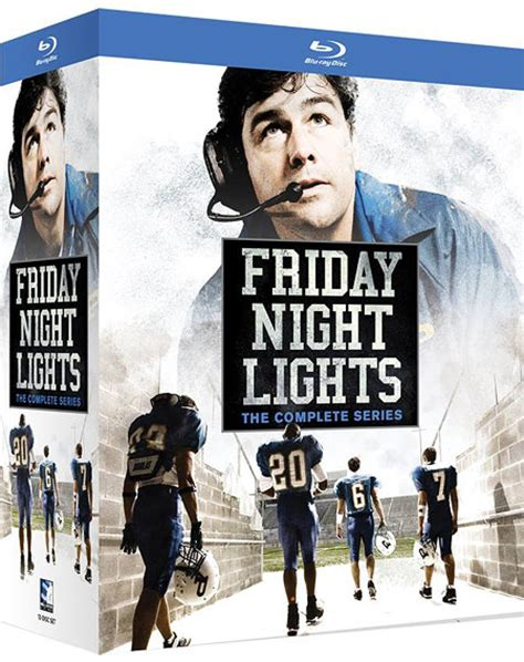 Bluray Lights nbc s friday nights lights on bd from mill creek plus white princess city of industry one