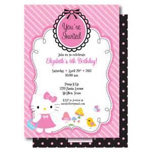 hello birthday invitations images