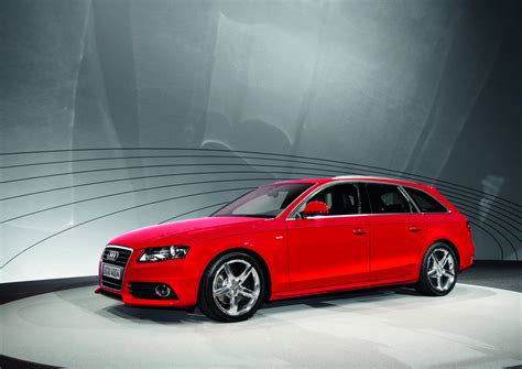Audi A4 Avant Quattro S Line by Audi A4 Avant 3 0 Tdi Quattro S Line 1 Photo And 11