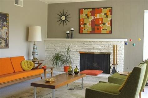 living with mid century collectibles 79 stylish mid century living room design ideas digsdigs
