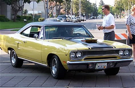 the hemi engine and the age of the muscle car top 10