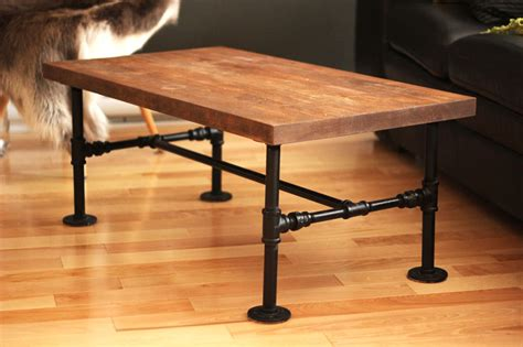 DIY Iron pipe Table by Nothing Z3N on DeviantArt