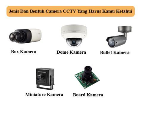 Cctv Dan Spesifikasinya jenis dan bentuk kamera cctv yang harus kamu ketahui hanwha