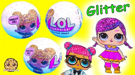 Lol Glitter Series lol glitter series blind bag baby doll cry