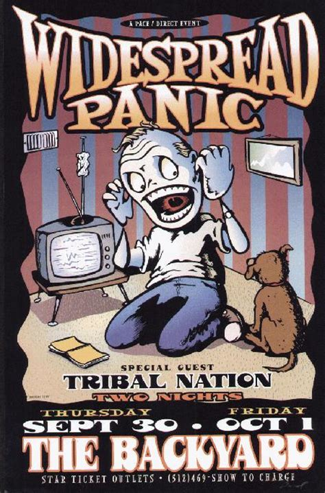 widespread panic live from the backyard widespread panic 10 01 1999 bee cave tx panicstream