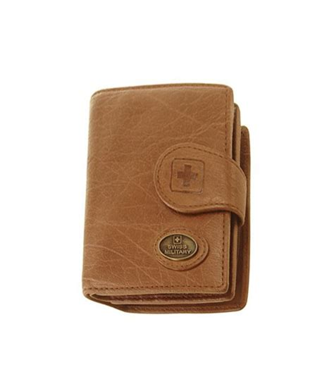 Swiss Army 1128 Original Leather swiss genuine leather s wallet buy at low price in india snapdeal