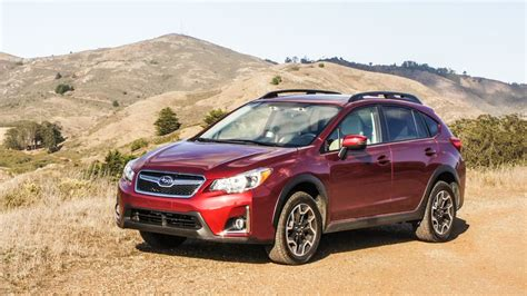 subaru crosstrek 2016 road 2016 subaru crosstrek review join nature but keep